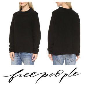 Free People Bubble Crew Sweater